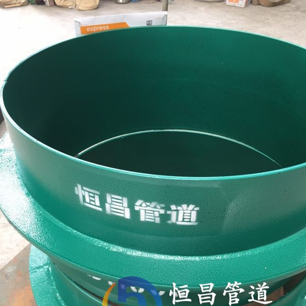 襄樊刚柔性防水套管看准它的工作原理