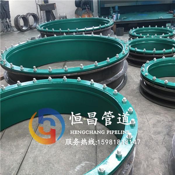 常德翼环柔性防水套管出厂前的检验程序