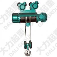 供应2吨3米BCD系列防爆电动葫芦 化工厂必备电葫芦
