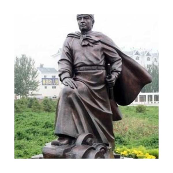园林雕塑设计-园林人物雕塑-志彪