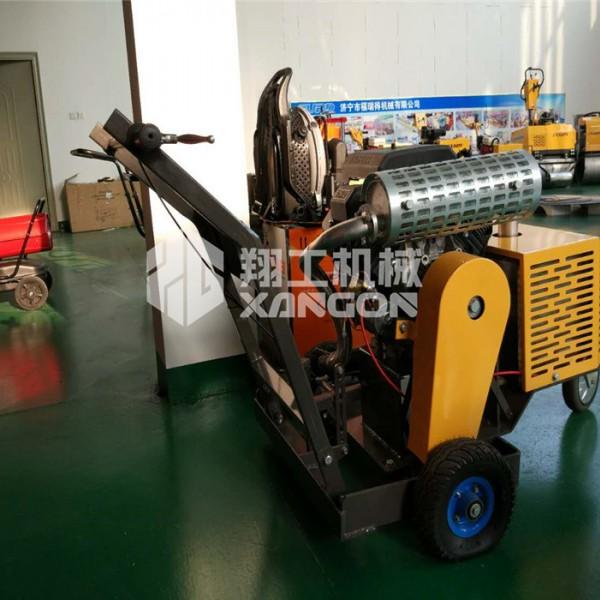 柴油双轮压路机座驾式压路机 可调柴油座驾压路机