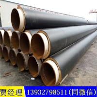 聚氨酯保温钢管厂家供应