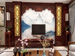 精美瓷砖背景墙