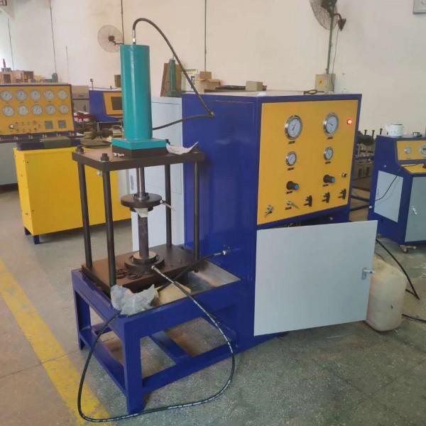 水压耐压爆破测试装置-容器水压爆破测试装置的特点