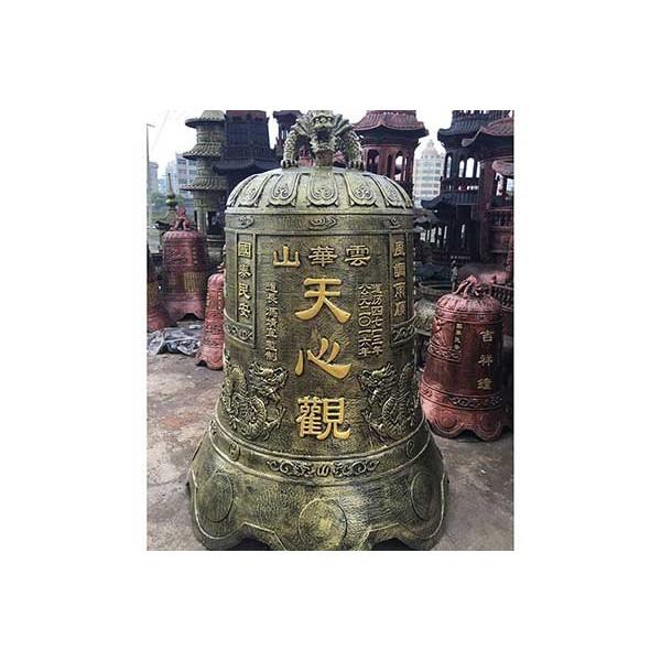 寺庙铜钟销售-铜钟价格-文禄