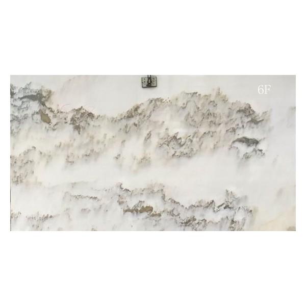 天然大理石山水画电视客厅玄关背景墙玉石