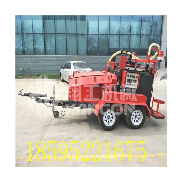 翔工大型路面灌缝机车载式灌缝机 沥青路填缝机