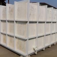 河南厂家直供水处理塑料水箱定做方形水箱