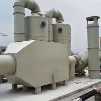 山东废气除臭洗涤塔304不锈钢脱硫塔
