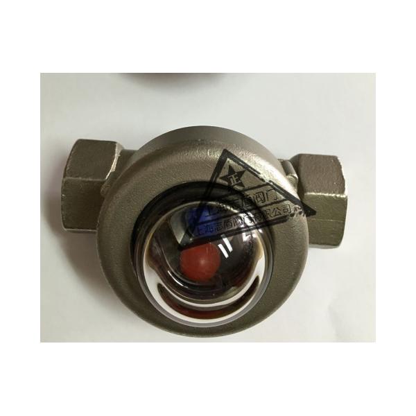 半球型浮球式视镜,浮球式视流器,水流观视镜