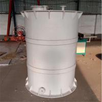 厂家定做聚丙烯PP储罐大型立式盐酸储罐