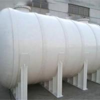 山东东营厂家定做聚丙烯PP储罐大型立式酸碱液储罐