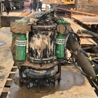 潜水搅拌耐磨砂浆泵,泥浆泵,渣浆泵