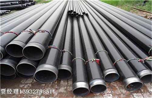 3pe防腐螺旋钢管厂家加强级3pe