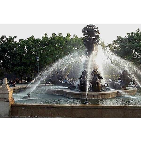 校园雕塑_大型校园雕塑制作_河北文禄铜雕