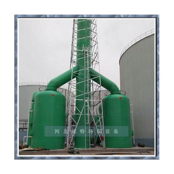 SBW型系列PP玻璃钢酸雾净化塔