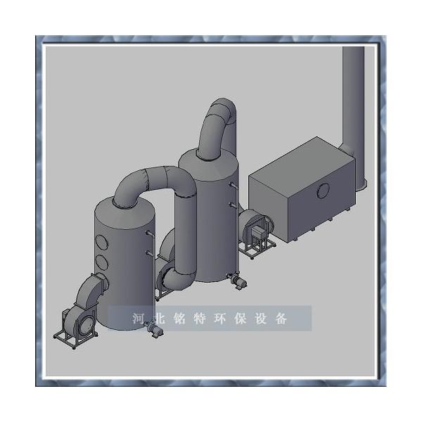 WYB系列玻璃钢酸雾吸收